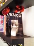 Jarrones tasinox diseño exclusivo calidad acero inoxidable artesano