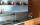 encimera - cocina - medida - acero inoxidable acabado vibrado