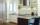 encimera - cocina - medida - acero inoxidable - acabado - satinado
